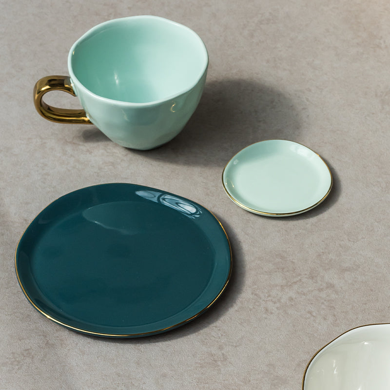 Good Morning Plate Small - Celadon - Urban Nature Culture