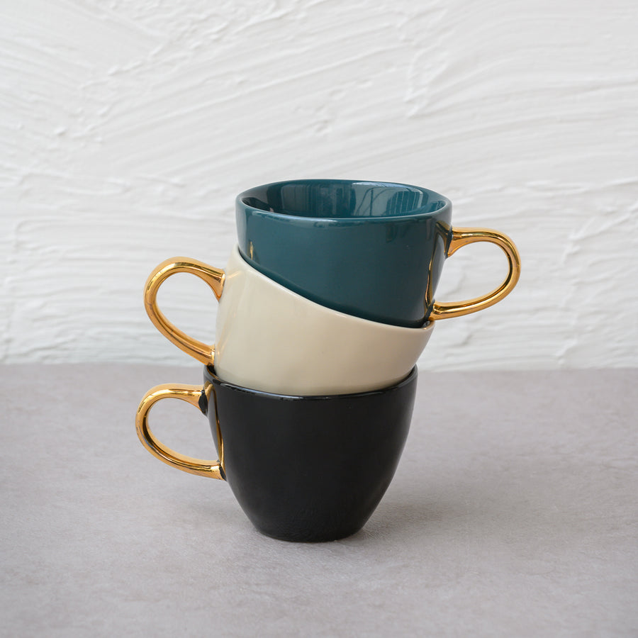 Urban Nature Culture Good Morning Cup Mini, black - Urban Nature Culture