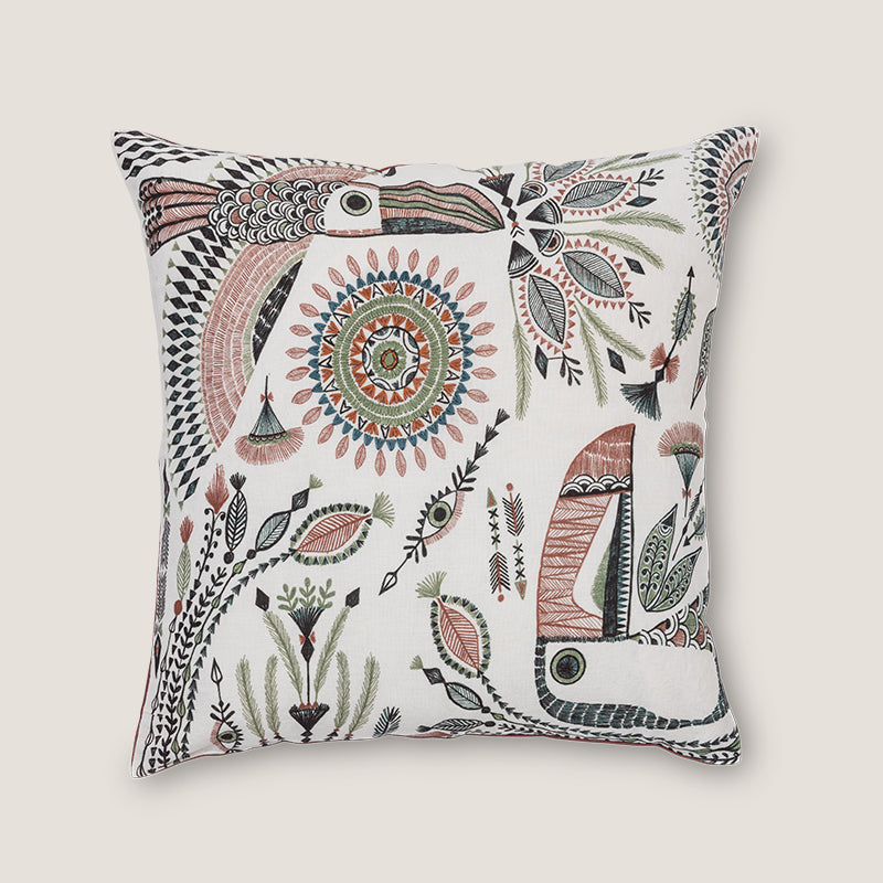 Cushion Papagaio - Urban Nature Culture