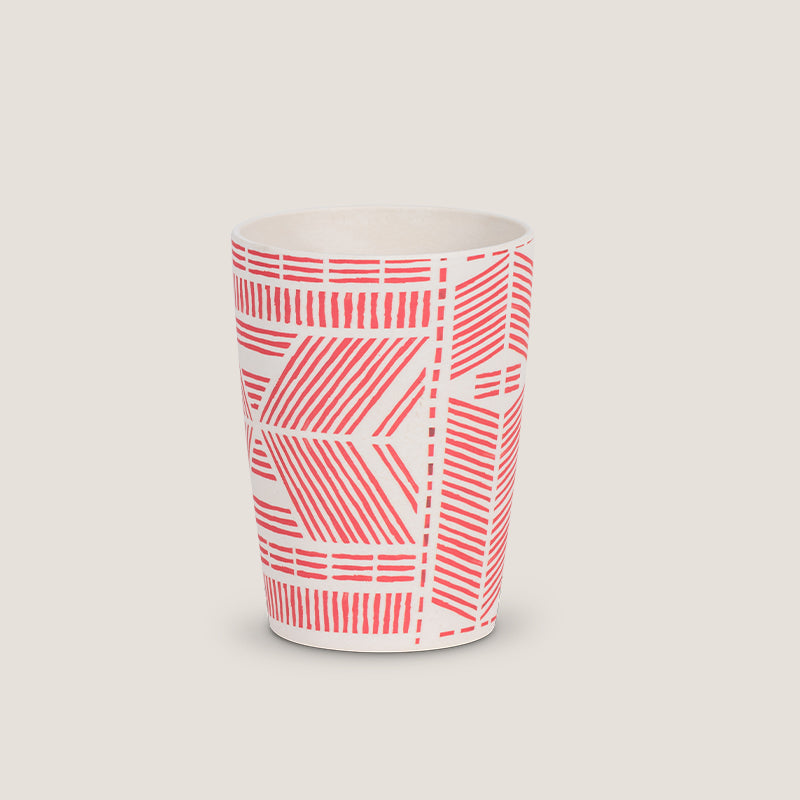 Tumbler bamboo Pintura - Urban Nature Culture