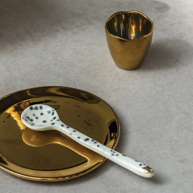Spoon set of 2 Good Morning - Urban Nature Culture