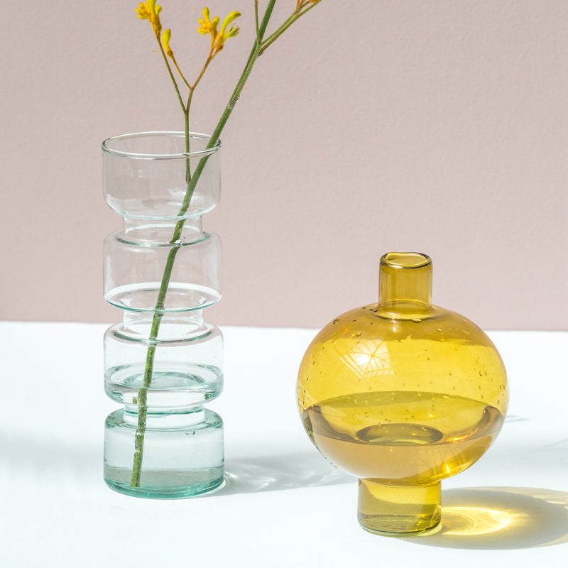 Vase recycled glass Paloma - Urban Nature Culture