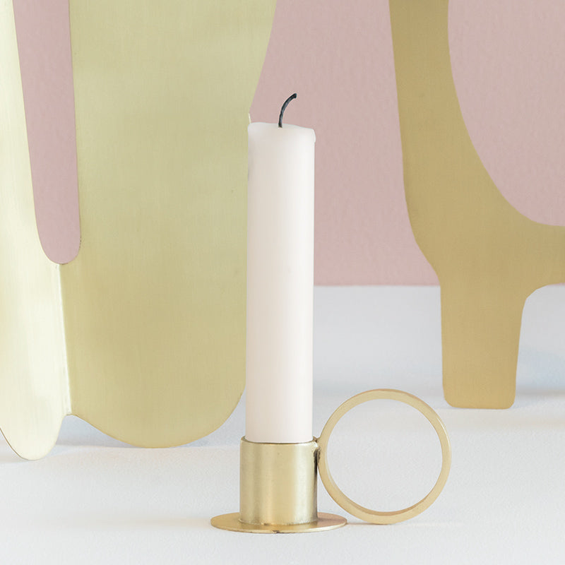 Candle holder Circle - Urban Nature Culture