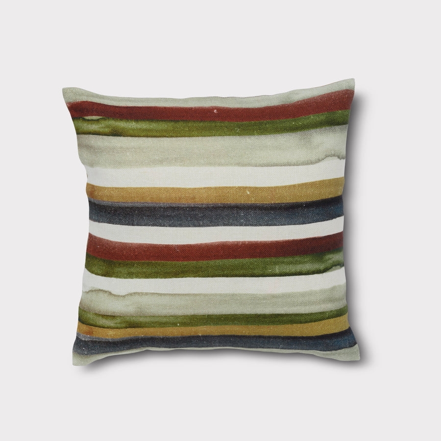 Cushion Watercolor - Urban Nature Culture