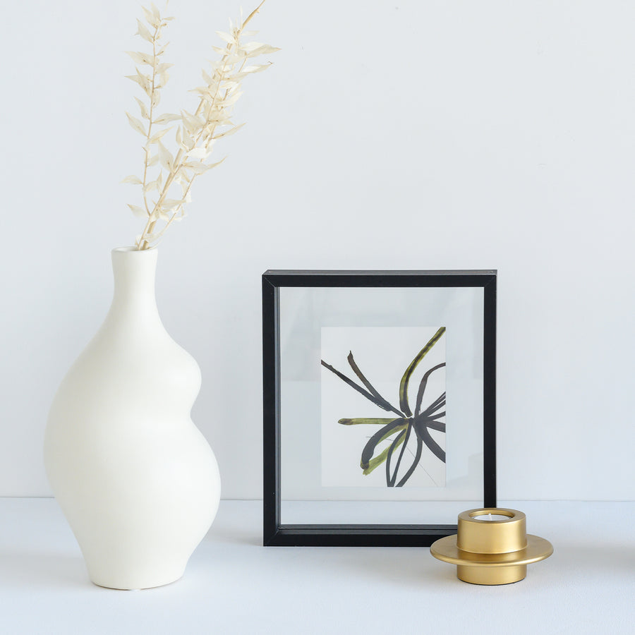 Flower vase Silhouette M, off white - Urban Nature Culture