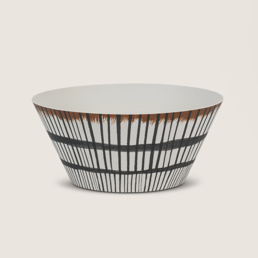 Salad bowl Bamboo Size: Ø25 * 10.5 CM - Urban Nature Culture
