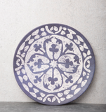 Plate European Tile (Ø30 cm) - Urban Nature Culture