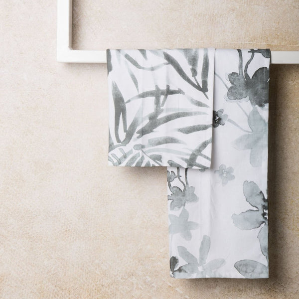 Tea Towel Flor Verde - Urban Nature Culture