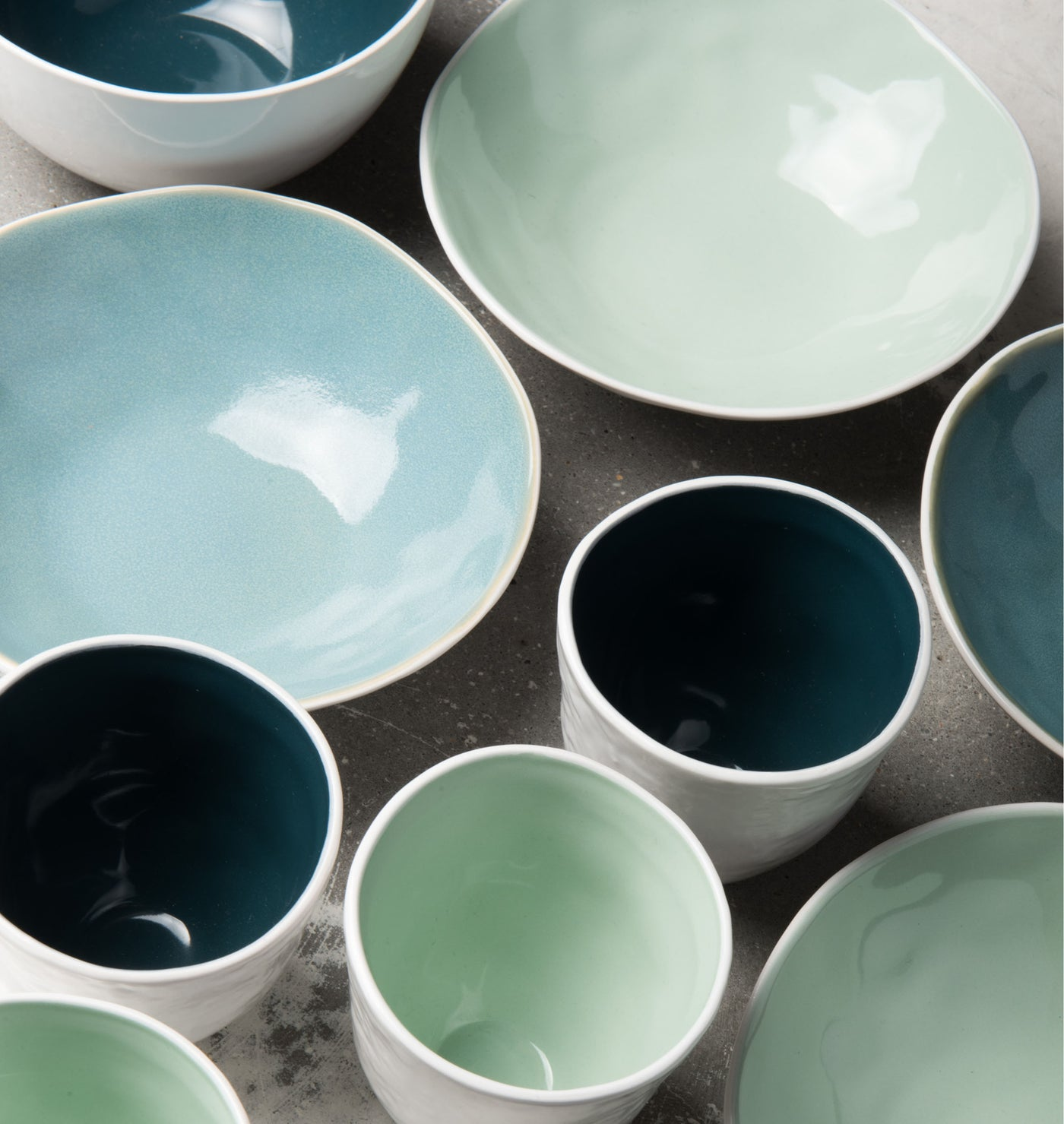 Bowl Urban Nomad (Ø17) - Celadon - Urban Nature Culture
