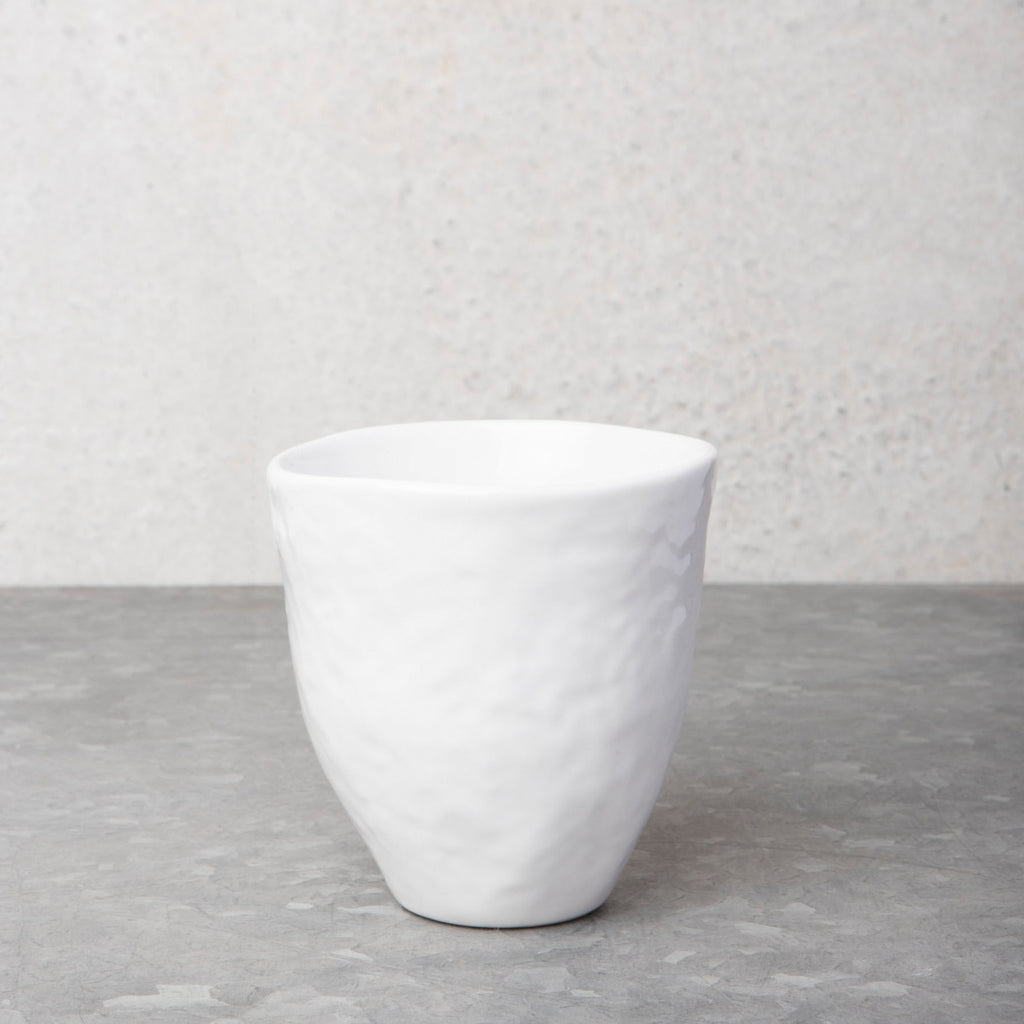 urban nomad mug white ceramic