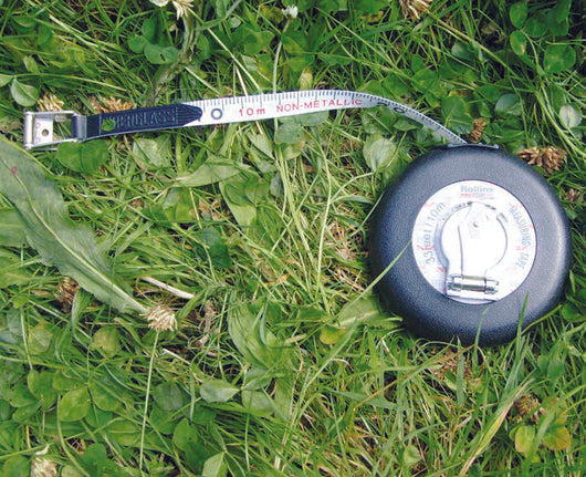 Closed-Faced Tape Measure