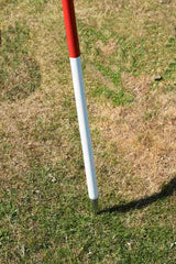 Fieldwork Equipment - Six Steel Ranging Poles - Extremely Robust-2