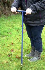 Fieldwork Equipment - Auger: Hand-held Soil Sampling Auger