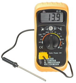 Fieldwork Equipment - Compact 4 In 1 Multi-Function Environment Meter