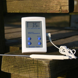 Fieldwork Equipment - Digital Thermometer
