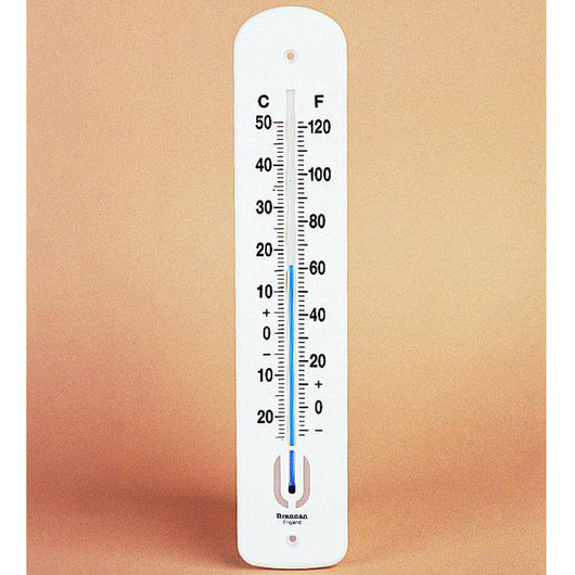 Fieldwork Equipment - Easy-To-Read Plastic Thermometer