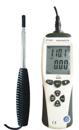 Fieldwork Equipment - Hot Wire Thermo-Anemometer