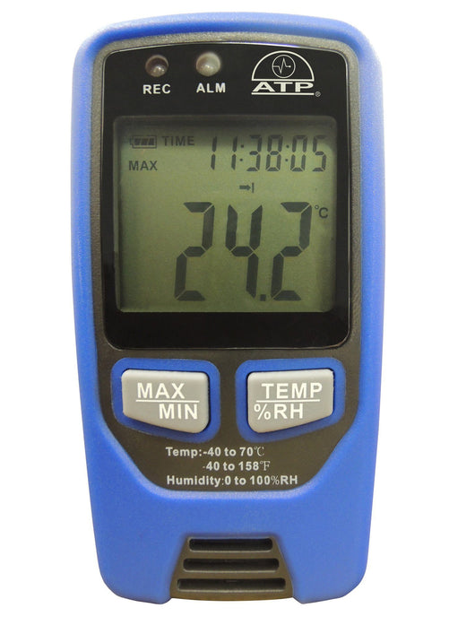 fieldwork equipment humidity and temperature data logger - Temperature Data Logger