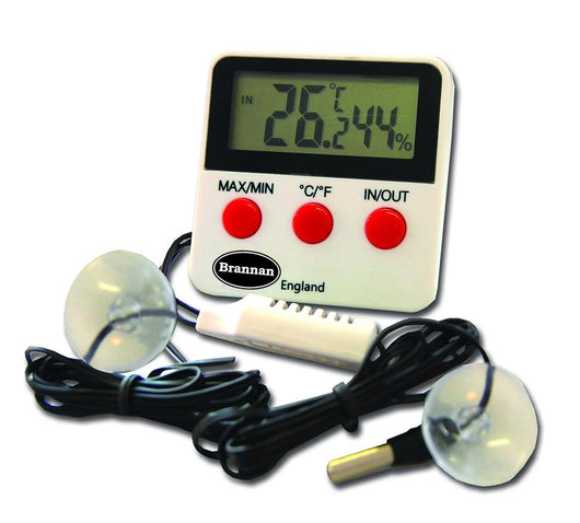 Fieldwork Equipment - Indoor/Outdoor Thermo-Hygrometer