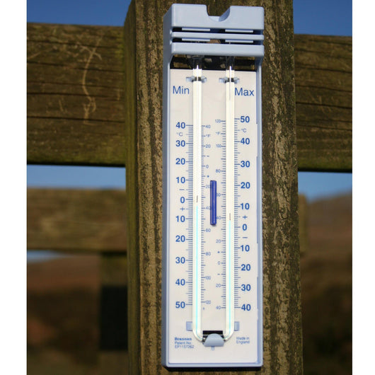 Fieldwork Equipment - Push Button MaxMin Thermometer
