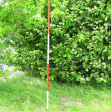 Fieldwork Equipment - Six Steel Ranging Poles - Extremely Robust