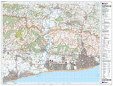 Maps - Arundel Pulborough Explorer Map - Ordnance Survey