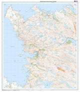 Maps - Assynt Lochinver Explorer Map - Ordnance Survey