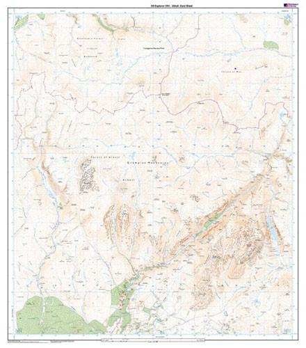 Maps - Atholl Explorer Map - Ordnance Survey