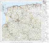 Maps - Barnstaple Ilfracombe Landranger Map - Ordnance Survey