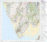Maps - Barrow-in-Furness Landranger Map - Ordnance Survey