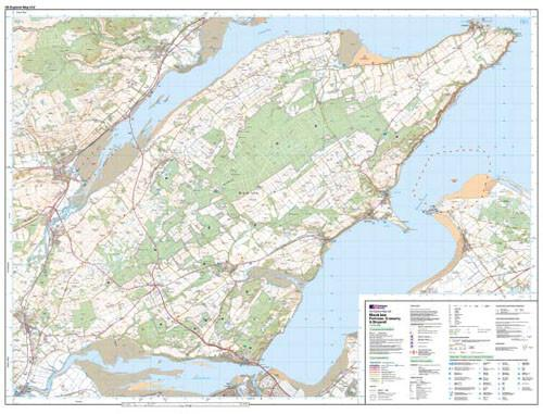 Maps - Black Isle Explorer Map - Ordnance Survey