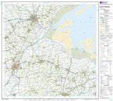 Maps - Boston Spalding Landranger Map - Ordnance Survey