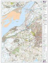 Maps - Bristol West Portishead Explorer Map - Ordnance Survey