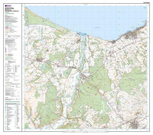 Maps - Buckie Keith Explorer Map - Ordnance Survey