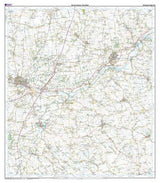 Maps - Diss Harleston Explorer Map - Ordnance Survey