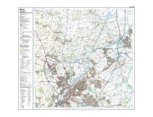 Maps - Doncaster Explorer Map - Ordnance Survey