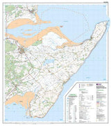 Maps - Dornoch Tain Explorer Map - Ordnance Survey
