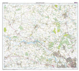 Maps - East Dereham Aylsham Explorer Map - Ordnance Survey
