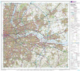 Maps - East London Billericay Landranger Map - Ordnance Survey