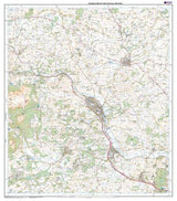 Maps - Ellon Inverurie Explorer Map - Ordnance Survey