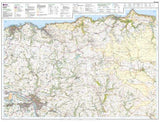 Maps - Exmoor Explorer Map - Ordnance Survey