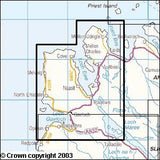 Maps - Gairloch Loch Ewe Explorer Map - Ordnance Survey