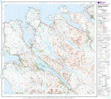 Maps - Gairloch Ullapool Loch Maree Landranger Map - Ordnance Survey