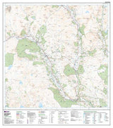 Maps - Glen Shee Braemar Explorer Map - Ordnance Survey