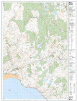 Maps - Glenluce Kirkcowan Explorer Map - Ordnance Survey