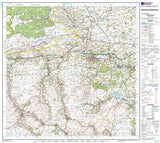 Maps - Hexham Haltwhistle Landranger Map - Ordnance Survey