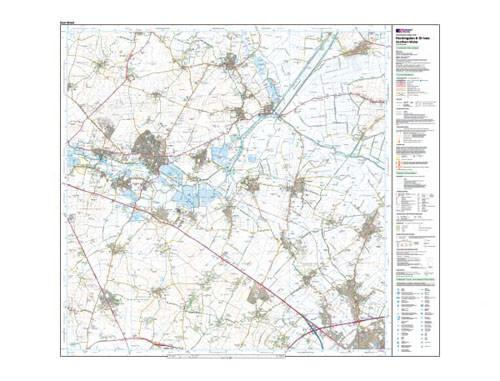 Maps - Huntingdon St Ives Explorer Map - Ordnance Survey