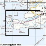 Maps - Iona Staffa Ross Of Mull Explorer Map - Ordnance Survey