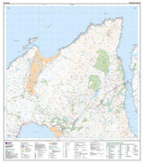 Maps - Islay North Explorer Map - Ordnance Survey