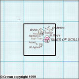 Maps - Isles Of Scilly Explorer Map - Ordnance Survey